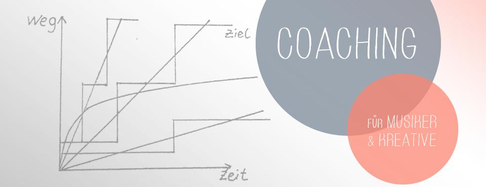 Coaching für Musiker: Selbstvermarktung, Karriereplanung, Image-Entwicklung...