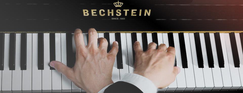für C. BECHSTEIN: Social-Media-Management für Traditions-Klaviermarke