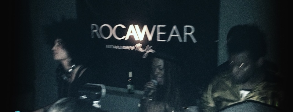 Fashionweek: Rocawear Party