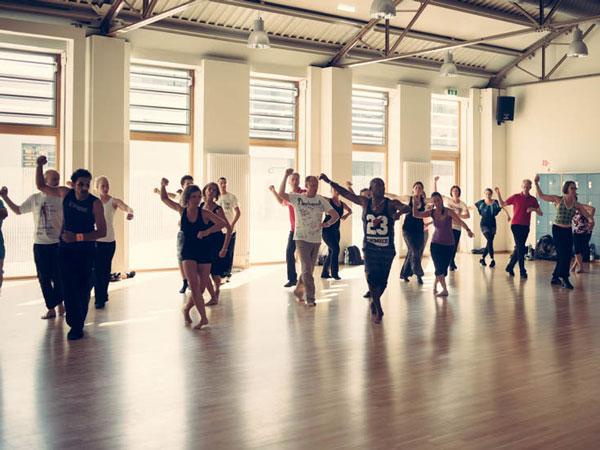 ¡Agua! Berlin Salsa Workshop