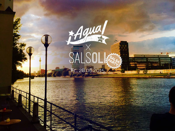 ¡Agua! Berlin Welcome Party 2015
